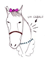 un cabalo
